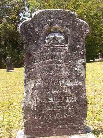 ABERNATHY, LAURA E - Calhoun County, Arkansas | LAURA E ABERNATHY - Arkansas Gravestone Photos