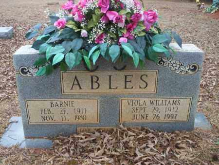 ABLES, VIOLA - Calhoun County, Arkansas | VIOLA ABLES - Arkansas Gravestone Photos
