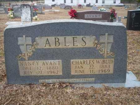 ABLES, NANCY - Calhoun County, Arkansas | NANCY ABLES - Arkansas Gravestone Photos