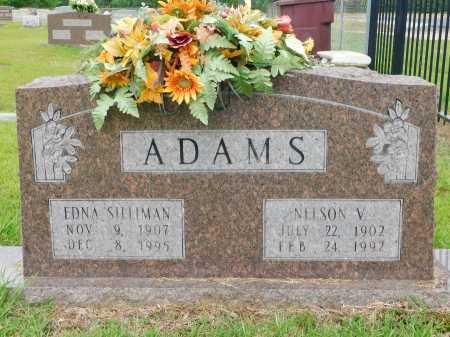 ADAMS, NELSON V - Calhoun County, Arkansas | NELSON V ADAMS - Arkansas Gravestone Photos