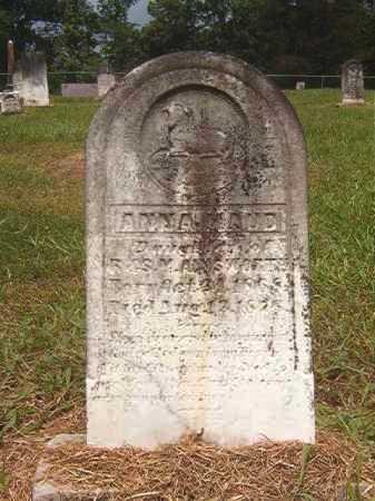 AINSWORTH, ANNA MAUD - Calhoun County, Arkansas | ANNA MAUD AINSWORTH - Arkansas Gravestone Photos