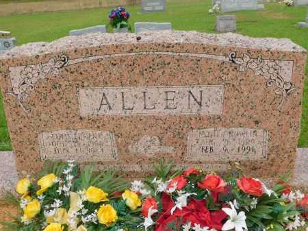ALLEN, ESTHER - Calhoun County, Arkansas | ESTHER ALLEN - Arkansas Gravestone Photos