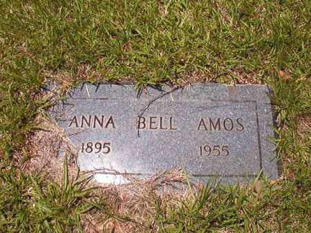 AMOS, ANNA BELL - Calhoun County, Arkansas | ANNA BELL AMOS - Arkansas Gravestone Photos