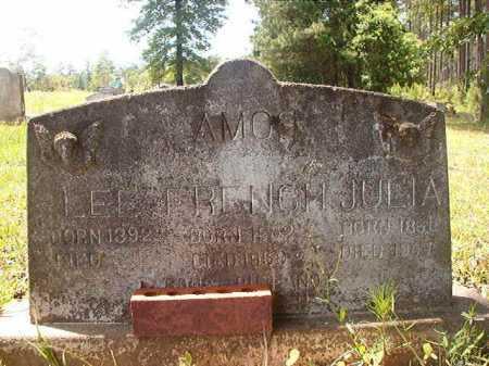 AMOS, JULIA - Calhoun County, Arkansas | JULIA AMOS - Arkansas Gravestone Photos