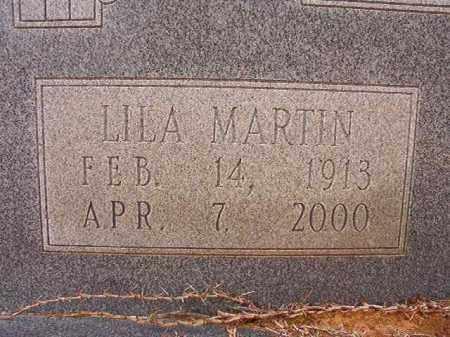 AVANT, LILA - Calhoun County, Arkansas | LILA AVANT - Arkansas Gravestone Photos