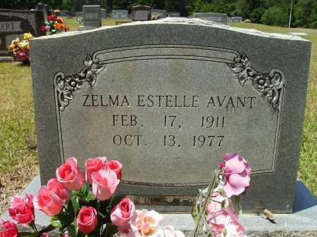AVANT, ZELMA ESTELLE - Calhoun County, Arkansas | ZELMA ESTELLE AVANT - Arkansas Gravestone Photos