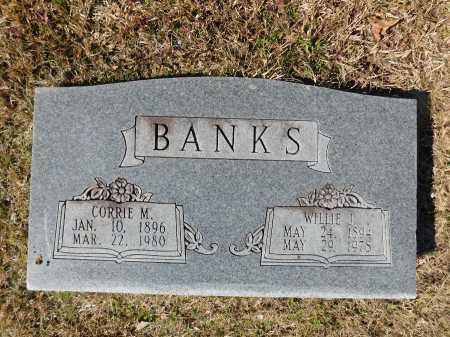 BANKS, WILLIE J - Calhoun County, Arkansas | WILLIE J BANKS - Arkansas Gravestone Photos