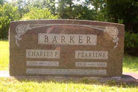 BARKER, PEARLINE - Calhoun County, Arkansas | PEARLINE BARKER - Arkansas Gravestone Photos