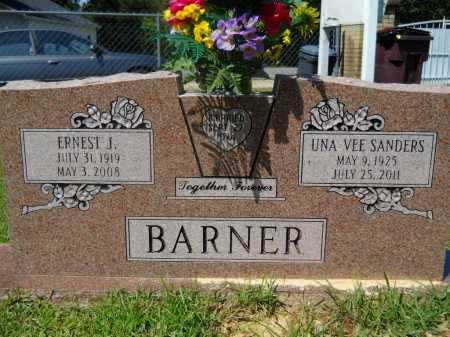 BARNER, ERNEST J (OBIT) - Calhoun County, Arkansas | ERNEST J (OBIT) BARNER - Arkansas Gravestone Photos