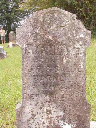 BARNETT, ARTHUR E - Calhoun County, Arkansas | ARTHUR E BARNETT - Arkansas Gravestone Photos