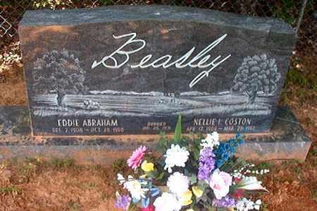 BEASLEY, NELLIE - Calhoun County, Arkansas | NELLIE BEASLEY - Arkansas Gravestone Photos