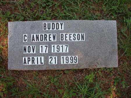"BEESON, C ANDREW ""BUDDY"" - Calhoun County, Arkansas   C ANDREW ""BUDDY"" BEESON - Arkansas Gravestone Photos"