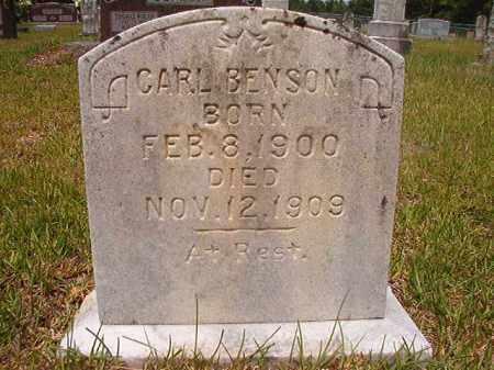 BENSON, CARL - Calhoun County, Arkansas | CARL BENSON - Arkansas Gravestone Photos