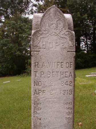 BETHEA, R A - Calhoun County, Arkansas | R A BETHEA - Arkansas Gravestone Photos