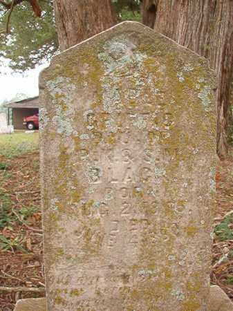BLACK, MABLE GRIFFIS - Calhoun County, Arkansas   MABLE GRIFFIS BLACK - Arkansas Gravestone Photos