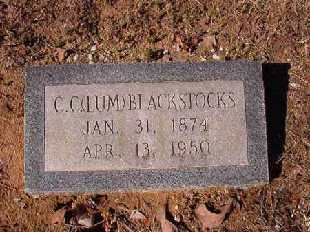 BLACKSTOCKS, C C (LUM) - Calhoun County, Arkansas | C C (LUM) BLACKSTOCKS - Arkansas Gravestone Photos