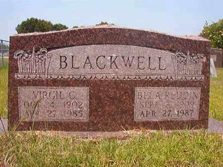 REDDIN BLACKWELL, BELA - Calhoun County, Arkansas | BELA REDDIN BLACKWELL - Arkansas Gravestone Photos