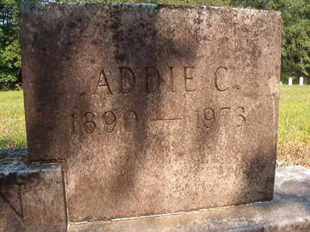 BLANN, ADDIE C - Calhoun County, Arkansas | ADDIE C BLANN - Arkansas Gravestone Photos