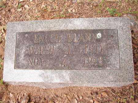 BLANN, ENOCH - Calhoun County, Arkansas | ENOCH BLANN - Arkansas Gravestone Photos