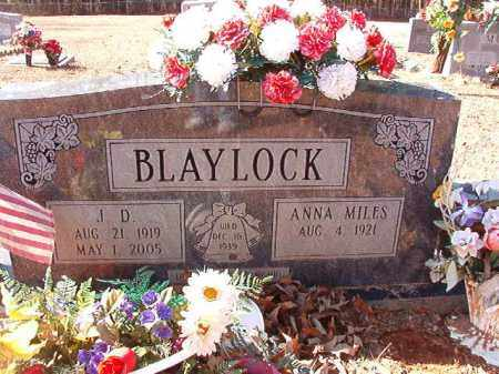 BLAYLOCK, JAMES DANIEL - Calhoun County, Arkansas   JAMES DANIEL BLAYLOCK - Arkansas Gravestone Photos
