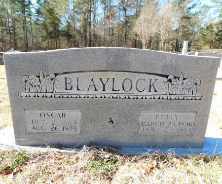 BLAYLOCK, OSCAR - Calhoun County, Arkansas | OSCAR BLAYLOCK - Arkansas Gravestone Photos