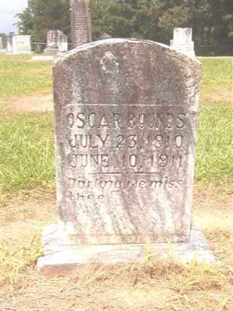 BOUNDS, OSCAR - Calhoun County, Arkansas | OSCAR BOUNDS - Arkansas Gravestone Photos