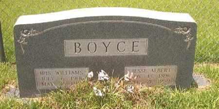 WILLIAMS BOYCE, IRIS - Calhoun County, Arkansas | IRIS WILLIAMS BOYCE - Arkansas Gravestone Photos