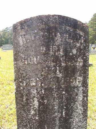 BRANDON, WILLIAM FRANCIS - Calhoun County, Arkansas | WILLIAM FRANCIS BRANDON - Arkansas Gravestone Photos