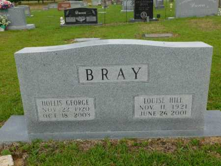 HILL BRAY, LOUISE - Calhoun County, Arkansas | LOUISE HILL BRAY - Arkansas Gravestone Photos