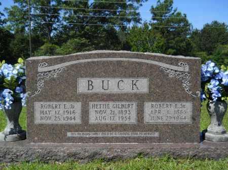 BUCK, SR, ROBERT E - Calhoun County, Arkansas | ROBERT E BUCK, SR - Arkansas Gravestone Photos