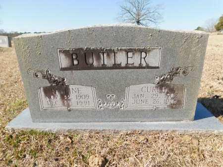BUTLER, CURLEY - Calhoun County, Arkansas | CURLEY BUTLER - Arkansas Gravestone Photos