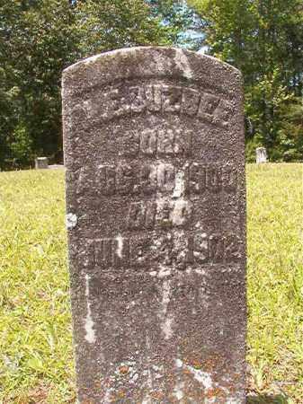 BUZBEE, M E - Calhoun County, Arkansas   M E BUZBEE - Arkansas Gravestone Photos