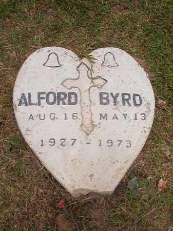 BYRD, ALFORD - Calhoun County, Arkansas | ALFORD BYRD - Arkansas Gravestone Photos