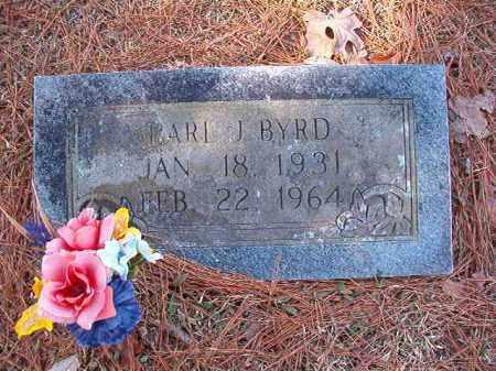 BYRD, EARL JAMESON - Calhoun County, Arkansas | EARL JAMESON BYRD - Arkansas Gravestone Photos