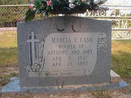 CASH, MARCIA E - Calhoun County, Arkansas | MARCIA E CASH - Arkansas Gravestone Photos
