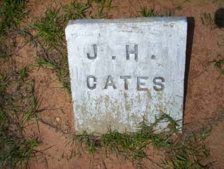 CATES, J.H. - Calhoun County, Arkansas | J.H. CATES - Arkansas Gravestone Photos