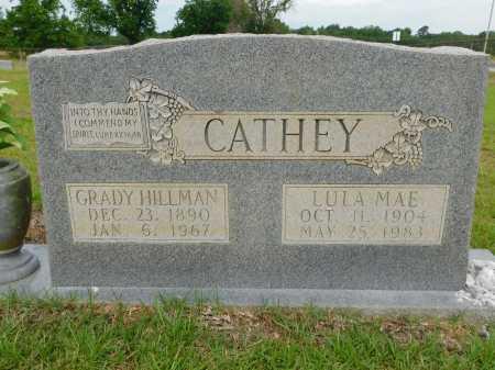 CATHEY, GRADY HILLMAN - Calhoun County, Arkansas | GRADY HILLMAN CATHEY - Arkansas Gravestone Photos