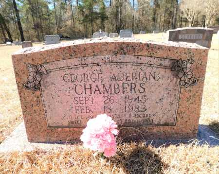 CHAMBERS, GEORGE ADERIAN - Calhoun County, Arkansas   GEORGE ADERIAN CHAMBERS - Arkansas Gravestone Photos