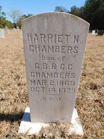 CHAMBERS, HARRIET N - Calhoun County, Arkansas | HARRIET N CHAMBERS - Arkansas Gravestone Photos