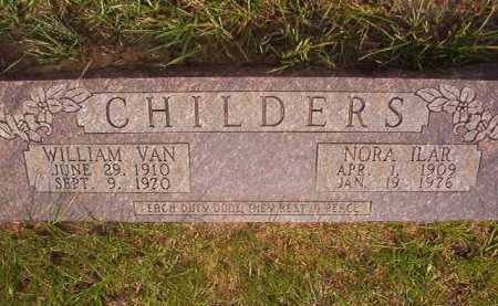 CHILDERS, WILLIAM VAN - Calhoun County, Arkansas | WILLIAM VAN CHILDERS - Arkansas Gravestone Photos