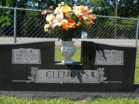BUCK CLEMONS, LOREAN - Calhoun County, Arkansas | LOREAN BUCK CLEMONS - Arkansas Gravestone Photos