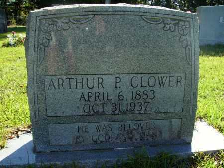 CLOWER, ARTHUR P - Calhoun County, Arkansas | ARTHUR P CLOWER - Arkansas Gravestone Photos