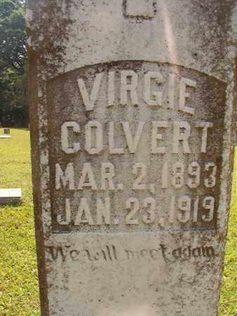 COLVERT, VIRGIE - Calhoun County, Arkansas | VIRGIE COLVERT - Arkansas Gravestone Photos