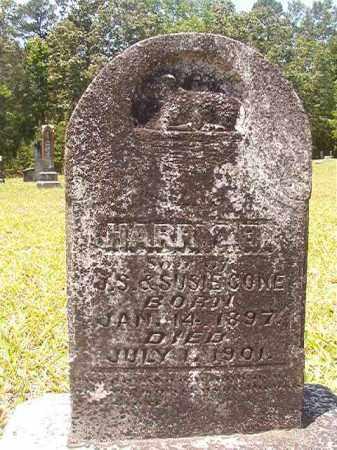 CONE, HARRY B - Calhoun County, Arkansas | HARRY B CONE - Arkansas Gravestone Photos