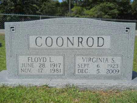 COONROD, FLOYD L - Calhoun County, Arkansas | FLOYD L COONROD - Arkansas Gravestone Photos
