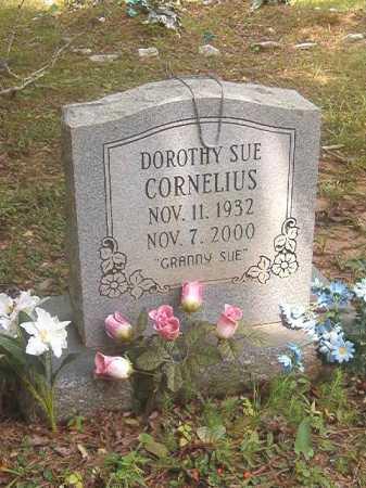 CORNELIUS, DOROTHY SUE - Calhoun County, Arkansas | DOROTHY SUE CORNELIUS - Arkansas Gravestone Photos