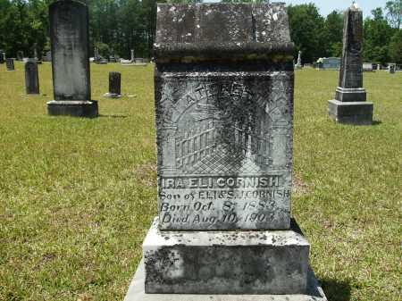 CORNISH, IRA ELI - Calhoun County, Arkansas   IRA ELI CORNISH - Arkansas Gravestone Photos
