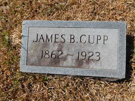 CUPP, JAMES B - Calhoun County, Arkansas | JAMES B CUPP - Arkansas Gravestone Photos