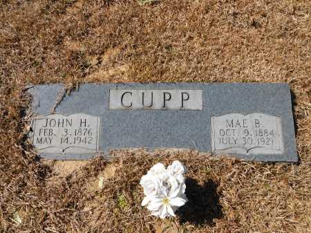 CUPP, MAE B - Calhoun County, Arkansas | MAE B CUPP - Arkansas Gravestone Photos