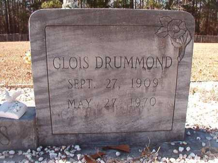 DRUMMOND DAVIS, GLOIS - Calhoun County, Arkansas | GLOIS DRUMMOND DAVIS - Arkansas Gravestone Photos